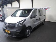 Opel Vivaro Twin cab