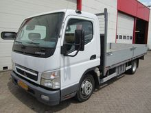 Mitsubishi Canter Open box