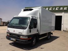 2002 Mitsubishi Canter Frigo/Is