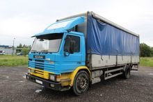 Scania 93 Closed box