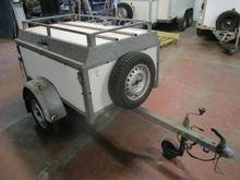 Power trailer dekselwagen Simpl