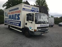 DAF 45 Closed box