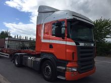 Used Scania R 420 Tr