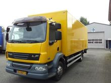 Used DAF LF 55 Close