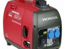 2016 Generator Honda Eu20 Gasol