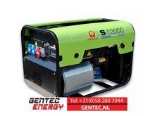 2016 Generator Pramac S12 Gasol