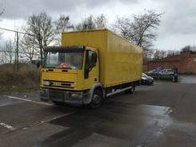 Iveco Eurocargo Box with load l