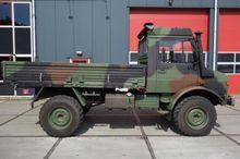 Used 1986 Unimog U13