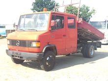 Mercedes Benz 811 DK Tipper
