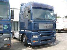 Used 2005 MAN TGA 43