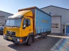 1996 MAN 10.163 Trucks