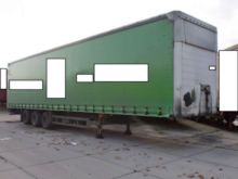 2007 Schmitz Cargobull Schiebeg