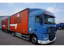 2009 DAF XF105-460 Spacecab A S