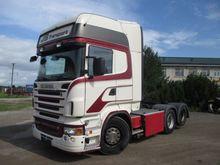 Used Scania R560 Lor