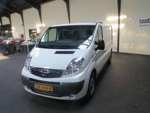 Opel Vivaro Panel van