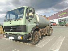 Mercedes Benz 1617 Tank