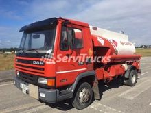 Used DAF 800 Tank in