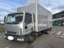 2004 Iveco 80E17 Closed box