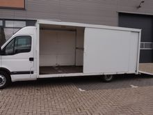 Used 2007 Opel Movan