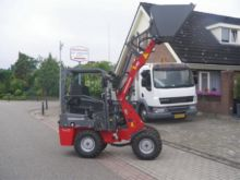2015 Weidemann 1140 MINISHOVEL