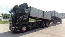 Scania R500LB6X2HNA Komplet Tip