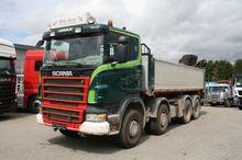 Used Scania R480 8x4