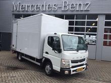 Fuso Canter 3C13 Box with load