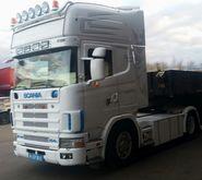 Used Scania 164 480