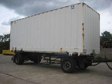 2004 Schmitz Cargobull BDF-syst