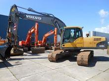 Used Volvo EC210CL C