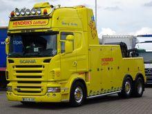Scania R620 V8 BERGINGSAUTO Sal
