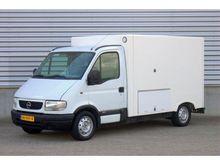2003 Opel Movano 2.2 DTi koel v