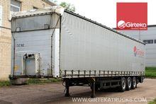 Schmitz Cargobull SCS 24 Tent