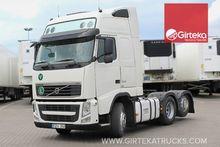 Volvo FH13 540 Globetrotte Trac