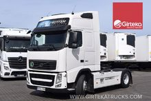 Volvo FH13 Globetrotter XL Trac