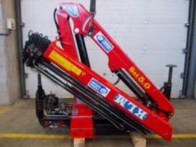 KLM SET 5.0 crane Truck