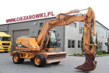 2009 Case WHEEL EXCAVATOR WX 14