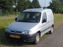 2002 Peugeot Partner 170C 1.9D