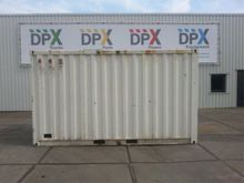 2005 Onbekend Container 15ft -