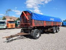2008 DAPA 3 axle Tipper