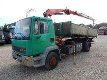 Used 1999 DAF FA55-1