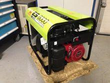 2015 Generator`Pramac ES8 Gasol