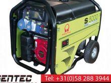 2016 Aggregaat Pramac S 5 Gasol