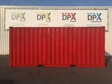 2005 Onbekend Container 20 ft -