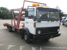 Volvo F610 Car transporter