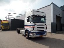 2009 Scania R440 6X2 chassis ca