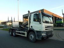 DAF CF 410 Container transport