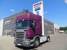 Used Scania R420 Tra