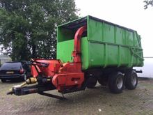 2007 Ducker H 250 Chipper