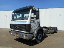 Mercedes Benz 1717 Chassis cabi
